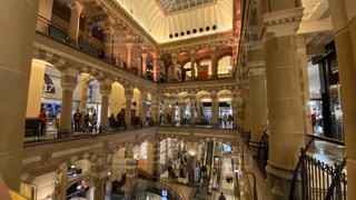 建物,屋内,旅行,オランダ,アムステルダム,海外旅行,一人旅,ショッピングモール,モール,西洋建築,マグナプラザ