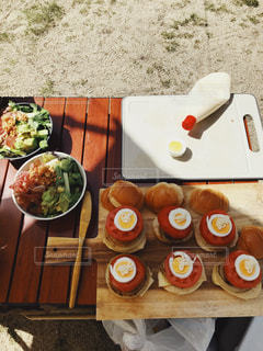食べ物,キャンプ,料理