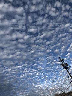 風景,空,雲,見上げる,クラウド,泡泡