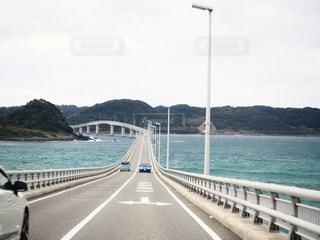 風景,海,空,橋,旅行