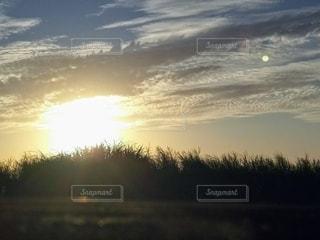 空の雲の群の写真・画像素材[3078170]