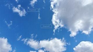 自然,空,屋外,雲,青,青い空,日中,クラウド