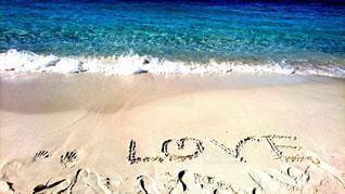 自然,海,砂,ビーチ,水面,海岸,手書き