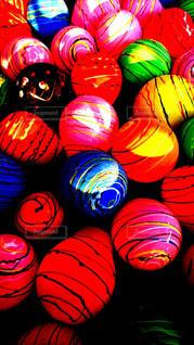 風船,鮮やか,たくさん,お祭り,カラー,ヨーヨー