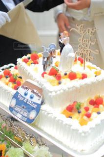 ウェディングケーキの写真・画像素材[3151765]