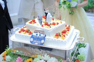 ウェディングケーキの写真・画像素材[3151774]