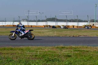 空,道路,バイク,草,レース,オートバイ,筑波,モタード,モーター スポーツ,筑波サーキット