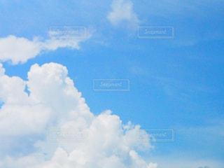 自然,空,雲,晴天,青,青い空