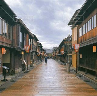 春,雨,朝,金沢,小雨,郷愁,東茶屋街,石川,春の雨