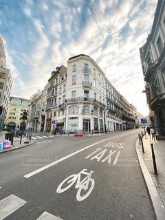 ヨーロッパ,道,横断歩道,ベルギー,海外旅行,taxi,ブリュッセル,アナザースカイ,高い空
