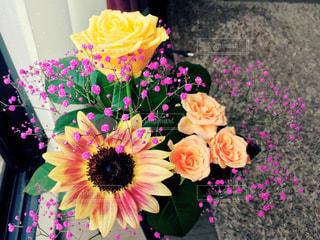 花のある生活の写真・画像素材[3124681]