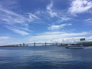 海と船の写真・画像素材[3240578]