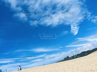 自然,屋外,晴天,海岸,日差し,旅行,砂丘,夏空
