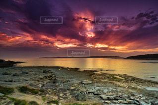 自然,風景,海,空,屋外,湖,太陽,ビーチ,雲,夕暮れ,水面,海岸,日の出,くもり,クラウド,シースケープ