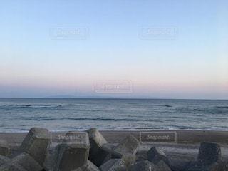 自然,風景,海,空,屋外,砂,ビーチ,きれい,水面,海岸,景色,グラデーション,眺め