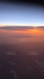 空の上の写真・画像素材[3081469]