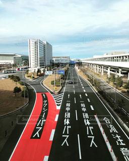 道路,道,空港,中部国際空港