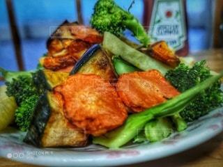 食べ物,食事,野菜,皿,サラダ