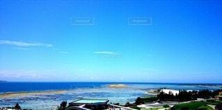 自然,風景,海,空,屋外,ビーチ,青空,水面,海岸,沖縄,眺め,日中