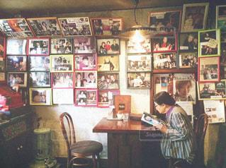 女性,レトロ,人,おばあちゃん,喫茶店,ゆったり,落ち着く