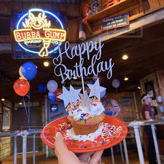 食べ物,ケーキ,かわいい,デザート,カップケーキ,誕生日,女子会,アメリカン,誕生日ケーキ,サプライズ