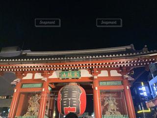 風景,空,建物,神社,雷門,浅草,観光,背景,浅草寺,旅行,日本,寺,伝統