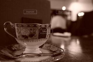 カフェ,レトロ,テーブル,マグカップ,ティーカップ,コーヒー カップ,磁器