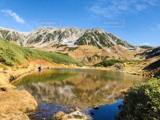 風景,空,湖,山,景色,登山,雄山,白山