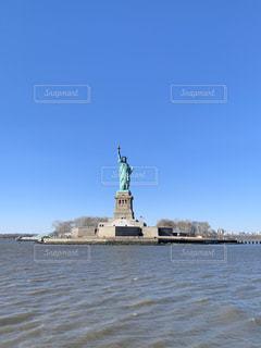 空,建物,屋外,水面,都会,旅行,像,彫刻,日中,記念碑