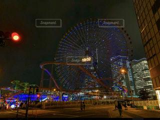 観覧車,横浜,みなとみらい