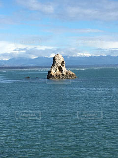 自然,風景,海,ビーチ,岩