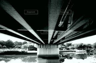 橋の写真・画像素材[3343192]