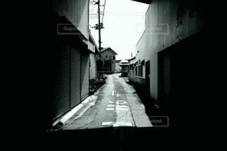 路地裏の写真・画像素材[3343198]
