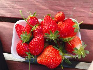 食べ物,風景,いちご,テーブル,果物,ベリー,いちご狩り,木目,イチゴ