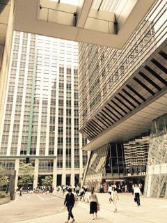 東京駅の写真・画像素材[407769]