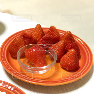イチゴの写真・画像素材[526835]