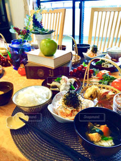 山芋料理の写真・画像素材[830033]