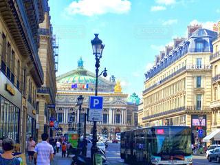 パリの観光の写真・画像素材[1194745]