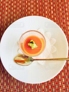 可愛い前菜の写真・画像素材[1202887]