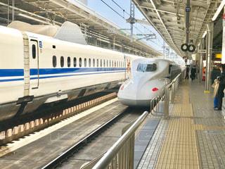 新幹線で出張しますの写真・画像素材[2879685]