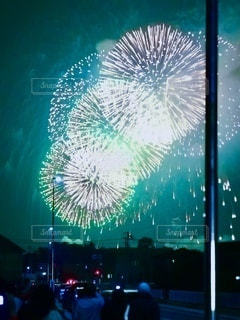 埼玉県の鴻ノ巣で行われる花火大会。日本最大の4尺玉が上がります。の写真・画像素材[3612050]