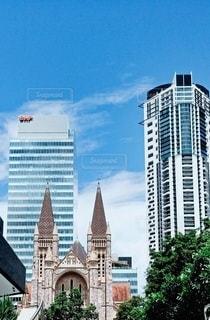 風景,建物,屋外,タワー,都会,高層ビル,オーストラリア,ブリスベン