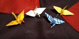 折鶴の写真・画像素材[3200857]