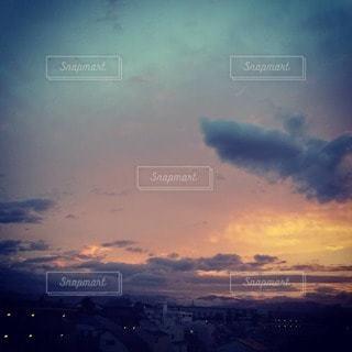 夕暮れ。の写真・画像素材[3401131]
