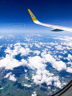 空の上の暮らしの写真・画像素材[3067061]