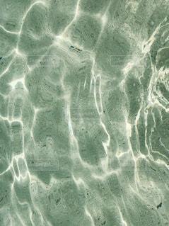 リゾート海の水の水面の写真・画像素材[3092611]