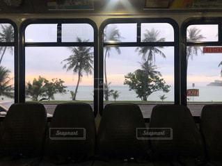海外リゾートバス景色の写真・画像素材[3092614]