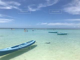 グアムリゾートビーチの写真・画像素材[3102881]