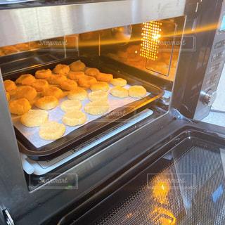 手作りクッキーの写真・画像素材[3213681]