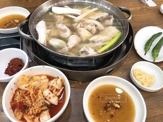 韓国料理の写真・画像素材[4192539]